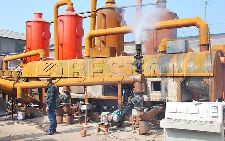 Biomass Carbonation Plant