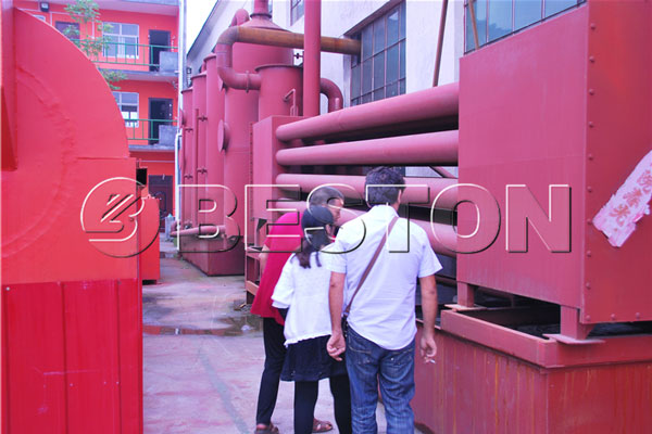 biomass carbonizer equipment