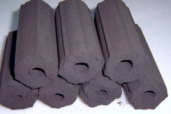 wood carbonization