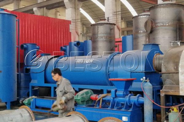 sludge treatment and disposal equipment