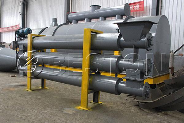 Continuous Biomass Carbonization Machine