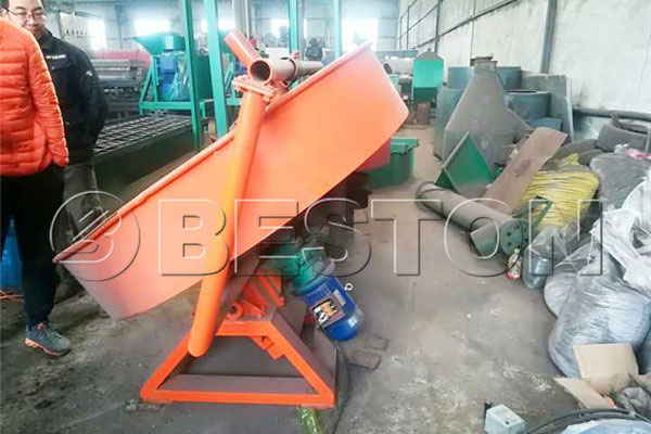 Garbage Carbonization Machine