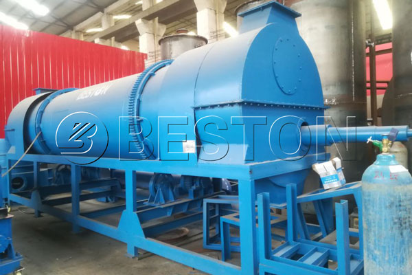 Biomass Waste Recycling Machine