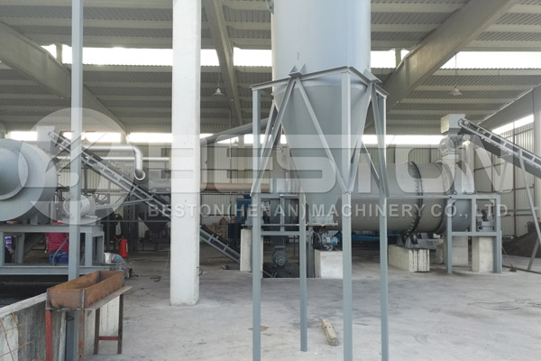 Promising Market of Beston Charcoal Machine for Shisha